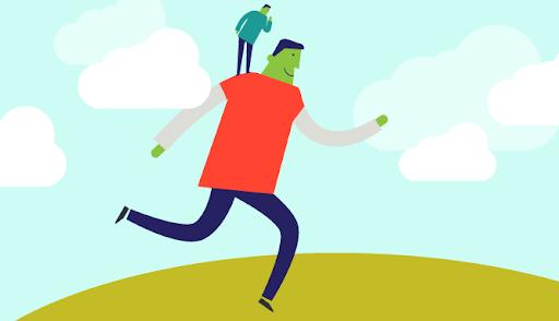 cách kiếm tiền tại nhà hiệu quả - đứng trên vai người khổng lồ