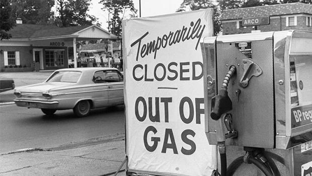 cấm vận dầu mỏ 1970