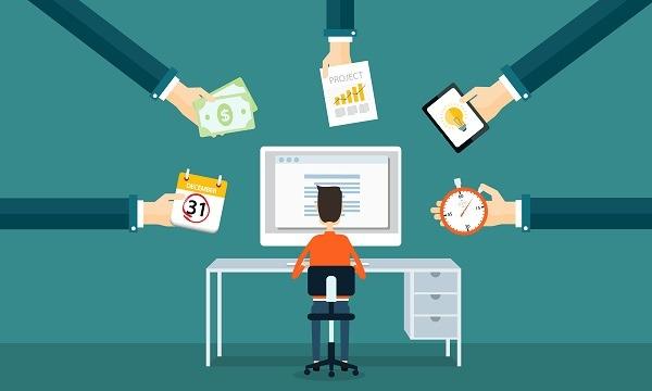 freelancer - làm thế nào để trở thành triệu phú internet