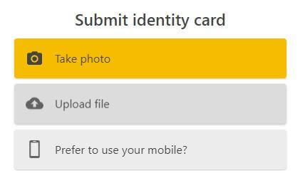 Bạn chọn Upload file để tải tài liệu từ máy tính lên