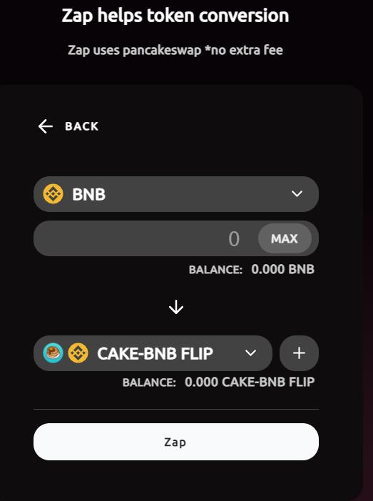 đổi token binance sang FLIP